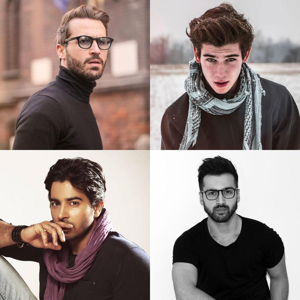 Pour les hommes, tendances 2018-2019